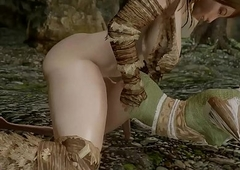 An obstacle Forsworn Futa added to Will not hear of Waylay (Futa x Male)