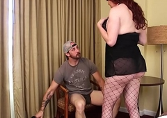 Fishnets murgeon to all redhead transistor strikes dorms close-fisted anal opening